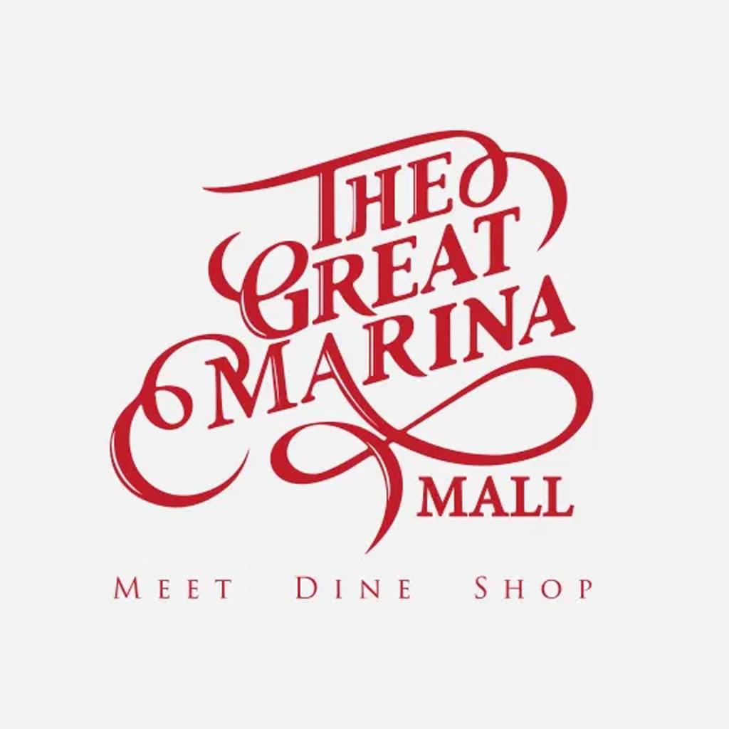 shopping mall branding design