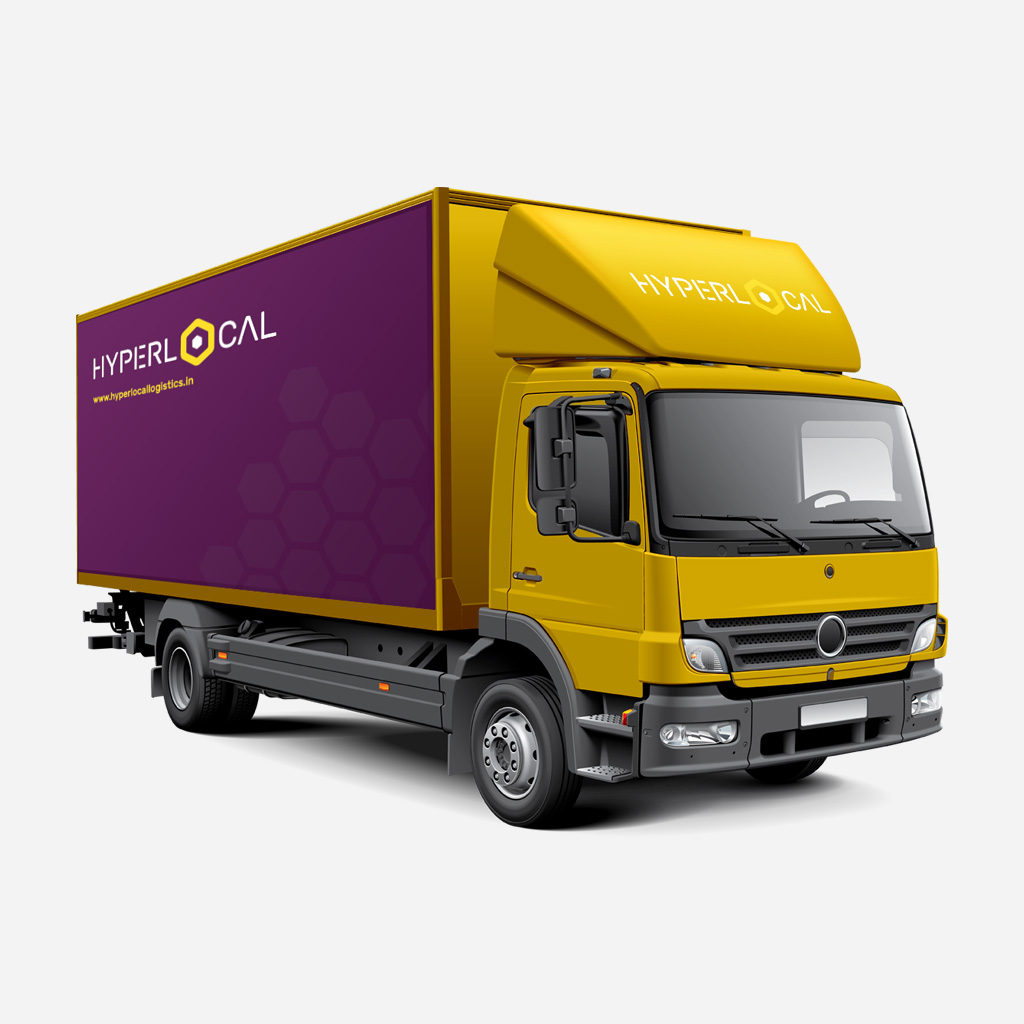Logistic service branding Kerala